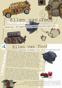 Uitnodiging Ellen van Toor