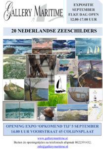 tentoonstelling in Zeeland